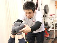 梅田・中津駅 だるま整骨院(だるまスポーツ整体院併設)の検査