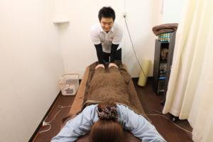 梅田で交通事故治療なら中津のだるま整骨院